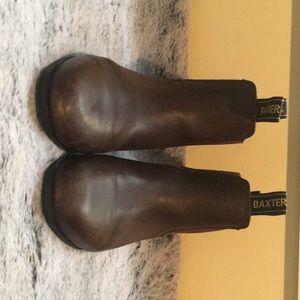 Baxter horse riding boots